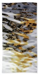 Beach Towel featuring the photograph Masquerade 2 by Newel Hunter