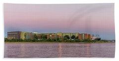 Massachusetts Maritime Academy At Sunset Beach Sheet