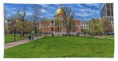 Massachusetts State House Beach Sheet