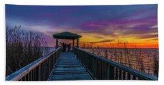 Mattamuskeet Lake Beach Sheet