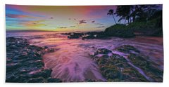 Maui Beauty Beach Towel by James Roemmling