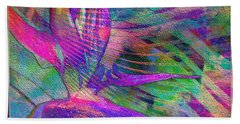 Maui Bird Of Paradise Beach Sheet