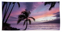 Maui Moments Beach Towel by James Roemmling