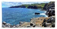 Maui North Shore Beach Sheet
