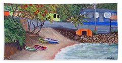 Maunabo Pescaderia Beach Sheet