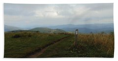 Max Patch Beach Towel