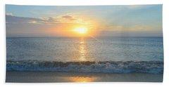 May 23 Sunrise Beach Towel