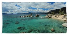 May Day Thundershowers Beach Towel