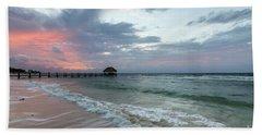 Mayan Sunrise Beach Towel