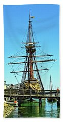 Mayflower II Beach Sheet
