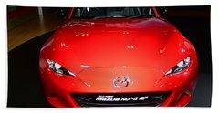 Mazda Mx5 Beach Towel