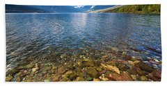 Mcdonald Lake Colors Beach Sheet