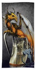 Mead Dragon Beach Towel