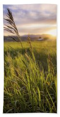 Meadow Light Beach Towel