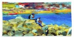 Medano Rocks Beach Sheet