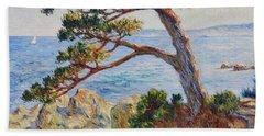 Mediterranean Sea Beach Sheet