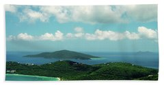 Megan's Bay St. Thomas Beach Towel