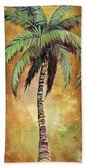Mellow Palm IIi Beach Towel