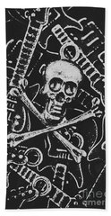 Melodic Death Metal Beach Towel