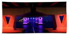 Memorial For Orlando Beach Towel by Dan Myers