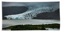 Mendenhall Glacier Beach Sheet