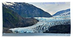 Mendenhall Glacier Beach Sheet