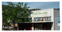 Merc Playhouse In Twisp Beach Towel