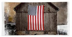 Merica II Beach Towel