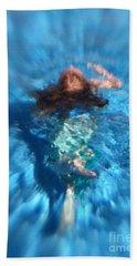 Mermaid Caroline Beach Towel