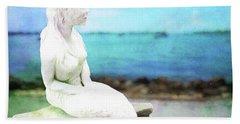 Mermaid Lisa Beach Towel