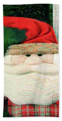 Merry Christmas Art 14 Beach Towel