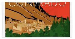 Mesa Verde Orange Beach Sheet