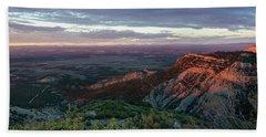 Mesa Verde Soft Light Beach Sheet
