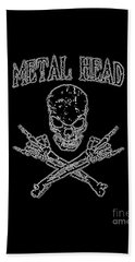 Metal Head Beach Sheet
