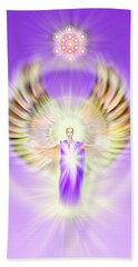 Metatron - Pastel Beach Towel
