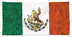 Mexico Flips Bird Beach Sheet
