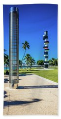 Miami Beach Series 4497 Beach Towel