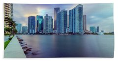 Miami Beach Towel