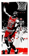 Michael Jordan 23e Beach Towel