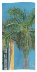 Michaels Palm Beach Towel by Arlene Crafton