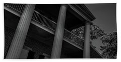 Mighty Columns - The Hermitage Beach Towel