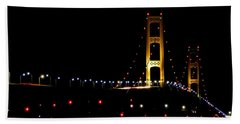 Mighty Mac At 50 Beach Towel