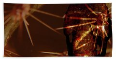 Migraine - The Pierced Skull Beach Sheet