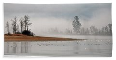 Migration At Rest Beach Towel