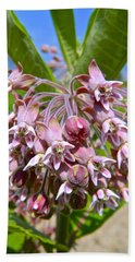 Milkweed Beauty Beach Towel