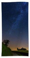 Milky Way Beach Sheet