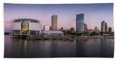 Milwaukee Sky Beach Towel