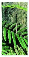 Mimosa Tree  II Beach Sheet
