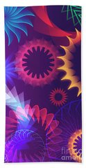 Mind Trips - Hipster Motion Beach Towel