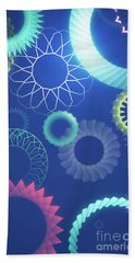 Mind Trips - Moonshine Spirit Beach Towel
